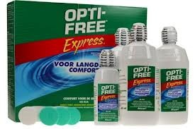 Opti-Free Express (6 Maanden)