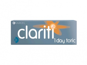 Clariti 1-Day Toric (30 Pack)