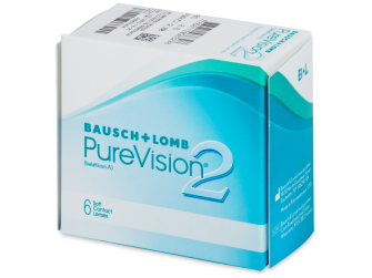 PureVision 2  (6 PACK)